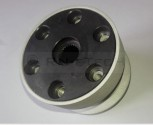 M62 Rachingpulley 60mm